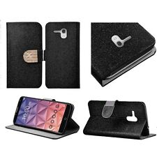 Wallet Card Pouch Case Phone Cover for Alcatel Onetouch Flint 50540