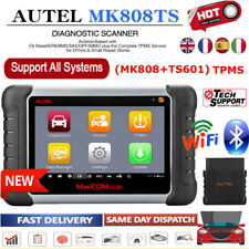 Autel Maxisys MK808TS Diagnostic Tool OBD2 Scanner TPMS Program IMMO Key Coding