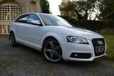 Audi A3 White Cars