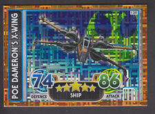 Topps Star Wars - Force Attax Extra The Force Awakens # 120 - Holographic