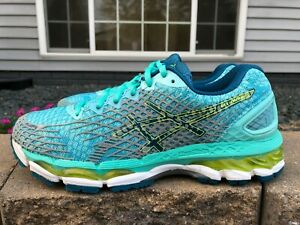 Women's Asics Gel Nimbus 17 Running Shoes Size 8