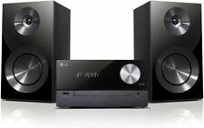 LG CM2460 XBOOM 100W Micro Hi-Fi 2.0 Audio Sistema - Nera