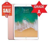 Apple iPad Pro 2nd Gen 256GB, Wi-Fi + Cellular (Unlocked), 10.5in Rose Gold (R)