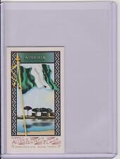 2007 Al 00004000 Len & Ginter Flags Of All Nations Mini Insert Card ~ Nigeria