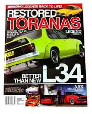 Restored Toranas Legend Series #5 - GTR L34  XU1 SS A9X BROCK - Magazine