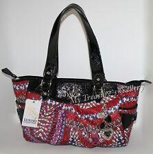 NEW Kathy Van Zeeland Skip a Beat Satchel Handbag Shoulder Bag Purse, NWT