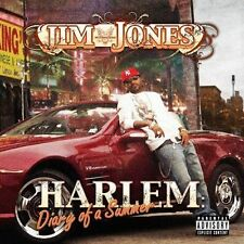 Jim Jones : Harlem: Diary of a CD (2005) EXCELLENT CONDITION / FREE SHIPPING
