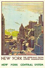 T97 Vintage Francés París Francia viajar Cartel volver a imprimir A4