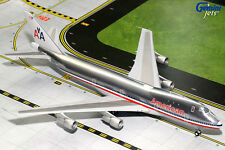 AVIATIONMODELSHOP Gemini Jets 1:200 American Airlines Boeing 747-100 Polished