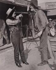 """Gabby Hayes """"Nevada City"""" vintage movie still"""