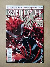 SCARLET SPIDER #11 MINIMUM CARNAGE PT 4 1ST PRINT MARVEL COMICS (2013) VENOM