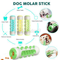 Pet Dog Molar Stick Chew Toothbrush Teeth Cleaning Toy Brushing Teeth Care