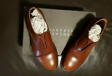 """New Men's """"Barneys New York"""" Shoes Brown Size 7 Dress Shoes"""
