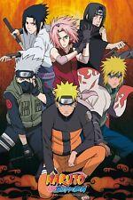 Naruto Shippuden  group Maxi Poster 61 x 91.5cm ABYDCO272