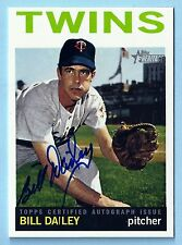BILL DAILY 2013 TOPPS HERITAGE REAL ONE SIGNATURE AUTOGRAPH AUTO
