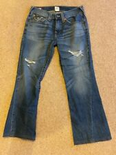 true religion jeans good condition mens size 32 waist real