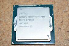 Intel Core i5-4570TE 4th Generation Gen 2.70GHZ SR17Z LGA1150 35W CPU Processor