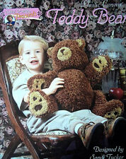 Plastic Canvas Teddy Bear Patterns Annie Potter Presents