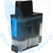 1 CYAN LC41 HIGH YIELD LC41C Ink Cartridge Compatible for BROTHER Printer