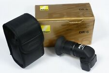Nikon DR-6 Right Angle Viewfinder Viewing Attachment Boxed