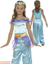 Smiffys Arabian Princess Girls Fancy Dress Fairytale World Book Day Kid Child Co