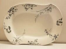 """Rosedale Semi-Porcelain Johnson Bros Platter, England, 12 1/4"""""""