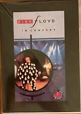 "PINK FLOYD : ""Delicate Sound Of thunder"" (In concert) (RARO DVD)"