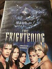 The Frightening DVD RARE horror OOP