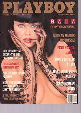 December 1988 Playboy Kata Karkkainen & Lysette Anthony & Playmate Review - RCVR