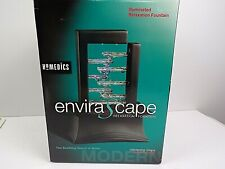 Homedics Envira Scape illuminated Relaxation Fountain Glistening Steps table top