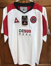 Le Coq Sportif Sheffield United FC Football Soccer Jersey Men S 34 - 36 NWT New
