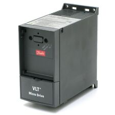 Danfoss 132F0009 VLT Micro Drive Variable Frequency Drive, 0.5HP
