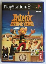 PS2 Asterix at The Olympic Games (2008), UK Pal, Brand New & Factory Sealed