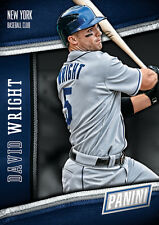 DAVID WRIGHT METS Panini 2014 National Convention Wrapper Redemption
