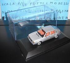 1/43 Alfa Romeo Alfasud 1982 argento silver silber gris - professional repainted