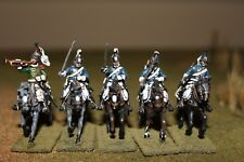 25mm Napoleonic British Dragoons / Excellent ARW American Dragoons As Well
