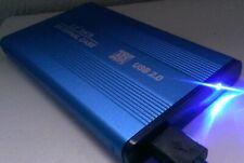 Disque dur externe 500go - 2,5 pouces - BLUE EDITION (édition limitée)..---