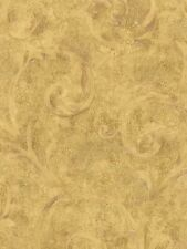 Golden Yellow Mustard Tuscan Wallpaper by Blonder   IL42044