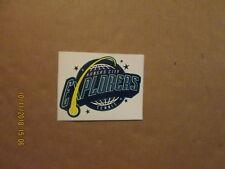 Wtt Kansas City Explorers Vintage Circa 2004 Team Logo Tennis Sticker