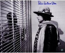 Rubin �Hurricane� Carter Signed with Bob Dylan 16x20 Photo (Authentic Signing...