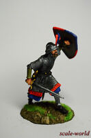 Collection, tin soldier, figure. Byzantine infantryman, XII century. 54 mm