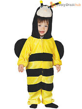 Guirca Baby Infant Costume Bee Bumblebee Carnival