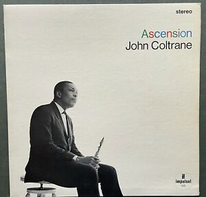 John Coltrane Vinyl LP 'Ascension' - Impulse! 1966