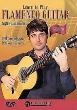 DVD-Learn To Play Flamenco Guitar