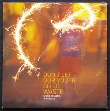 Spunk Records Winter '06 Don't Let Our Youth Go To Waste Card Sleeve CD (C331G)