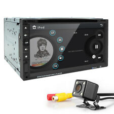 "6.95"" Double 2Din Car Stereo DVD Player DAB+ Radio Camera Mirror Link Bluetooth"