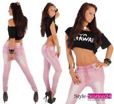 Jeans da donna Boyfriend alti