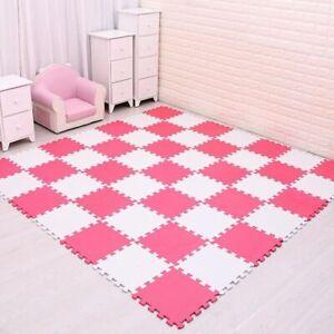 18pc/set Baby EVA Foam Puzzle Play Mat Toys CarpetInterlocking Exercise Floor