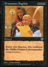 OFFERTA crudele/Cruel Bargain | PL + | Portale | Ger | Magic MTG