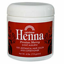 Henna PERSIAN SHERRY; 4 OZ  by Rainbow Research